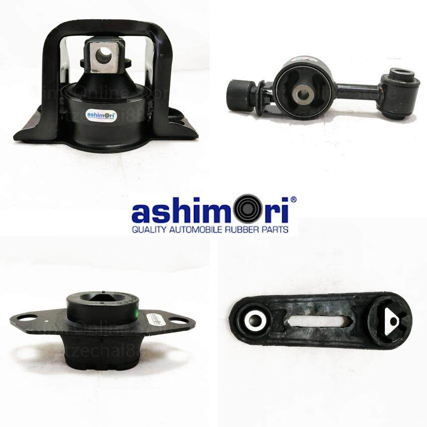 Ashimori Engine Mount Set Nissan Latio C11 / Grand Livina L10 1.8L (Auto)