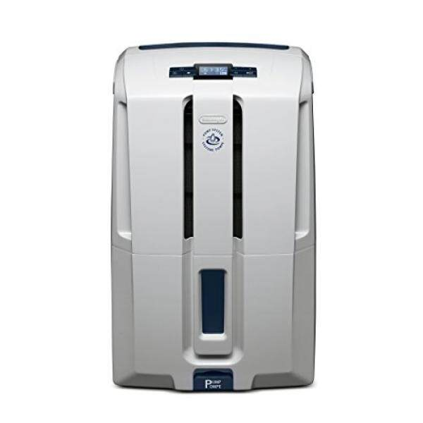 Delonghi Energy Star 50 Pint Dehumidifier, White - intl Singapore