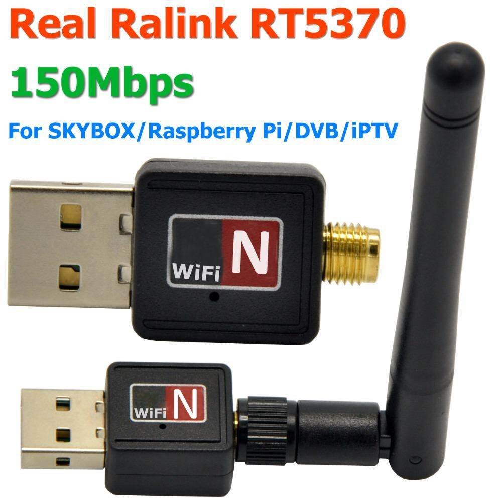 Usb Wifi Dongle 11n Wireless Adapter 150mbps Features Speed 802 Lan Ralink Rt5370 Mini 5370 Wi Fi With External Antenna