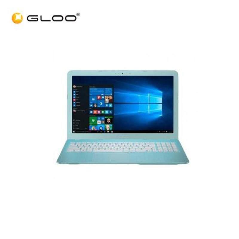 """Asus Vivobook X441N-AGA142T Notebook (Intel Celeron N3350,500GB,4GB,14"""",W10,Intel HD,Aqua Blue) Malaysia"""