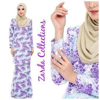 Harga yang baik Baju Kurung Moden Dahlia Ungu kajian semula - Hanya RM104.62 01f5765ea4