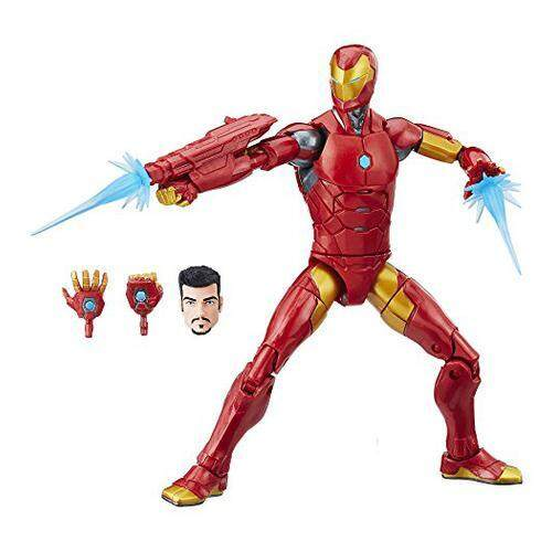[Marvel] Marvel Black Panther Legends Series Iron Man, 6-inch [From USA] - intl