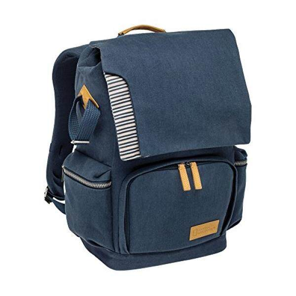 National Geographic NG MC 5350 Medium Backpack for Personal Gear, Laptop, DSLR (Multi Color) - intl
