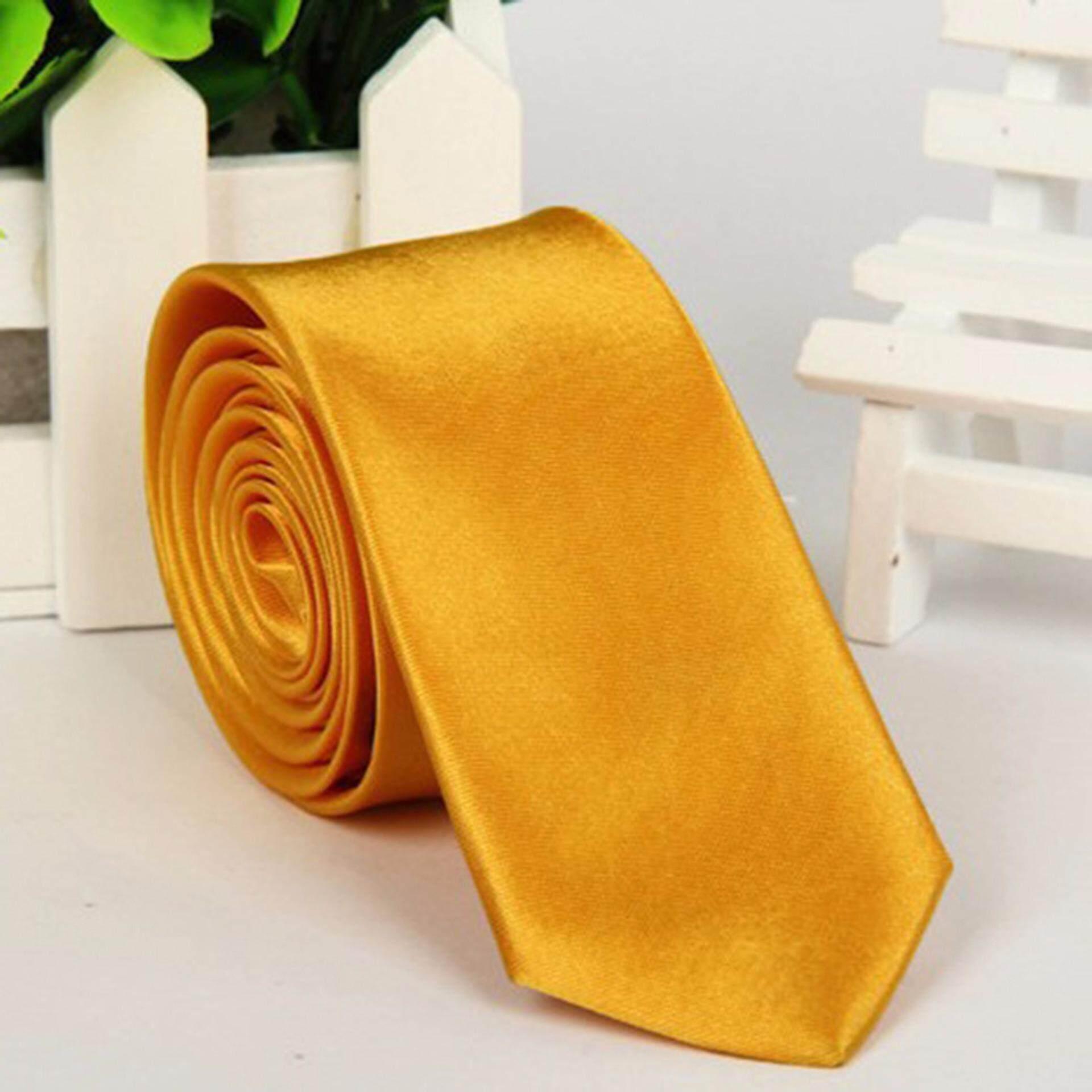 คลาสสิกธรรมดา 22 สี Jacquard ทอผ้าไหมผสมผู้ชาย Tie เนคไท By Colorful Heart.