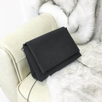 [PRE-ORDER] Female New Tide of the Simple Shoulder Messenger Chic Chain Packet Handbags