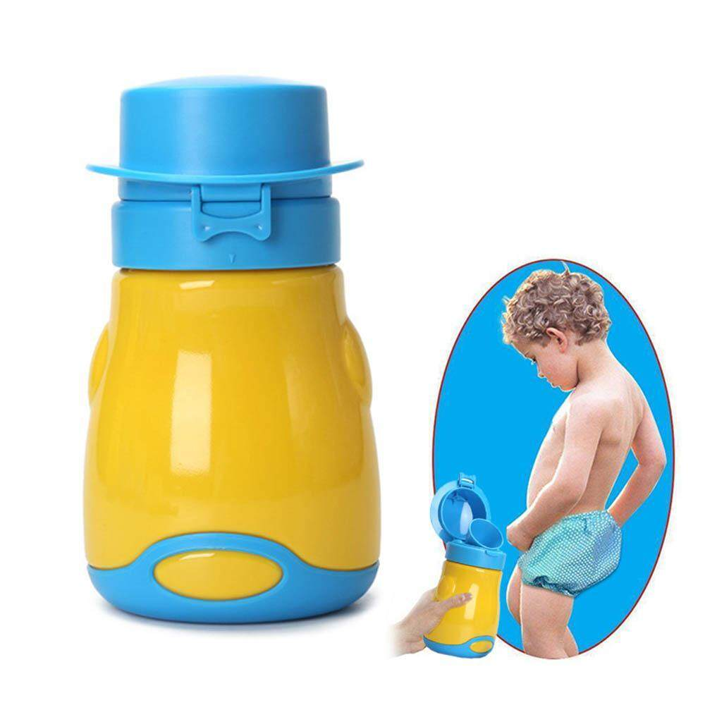 Kobwa Upgrade Baby Boy Portable Potty Emergency Urinal Toilet For Car Travel And Camping, Child Kid Toddler Pee Training Cup 600ml By Kobwa Direct.