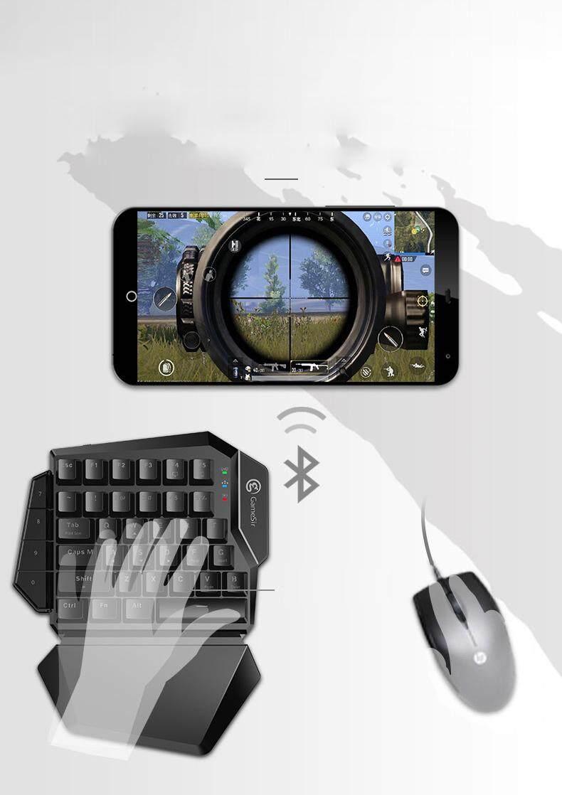 Giá GAMESIR Z2 Cơ Bàn Phím Bluetooth Điều Khiển cho FPS Chơi Game Di Động (không có 2.4 Bộ Thu Sóng Wifi)