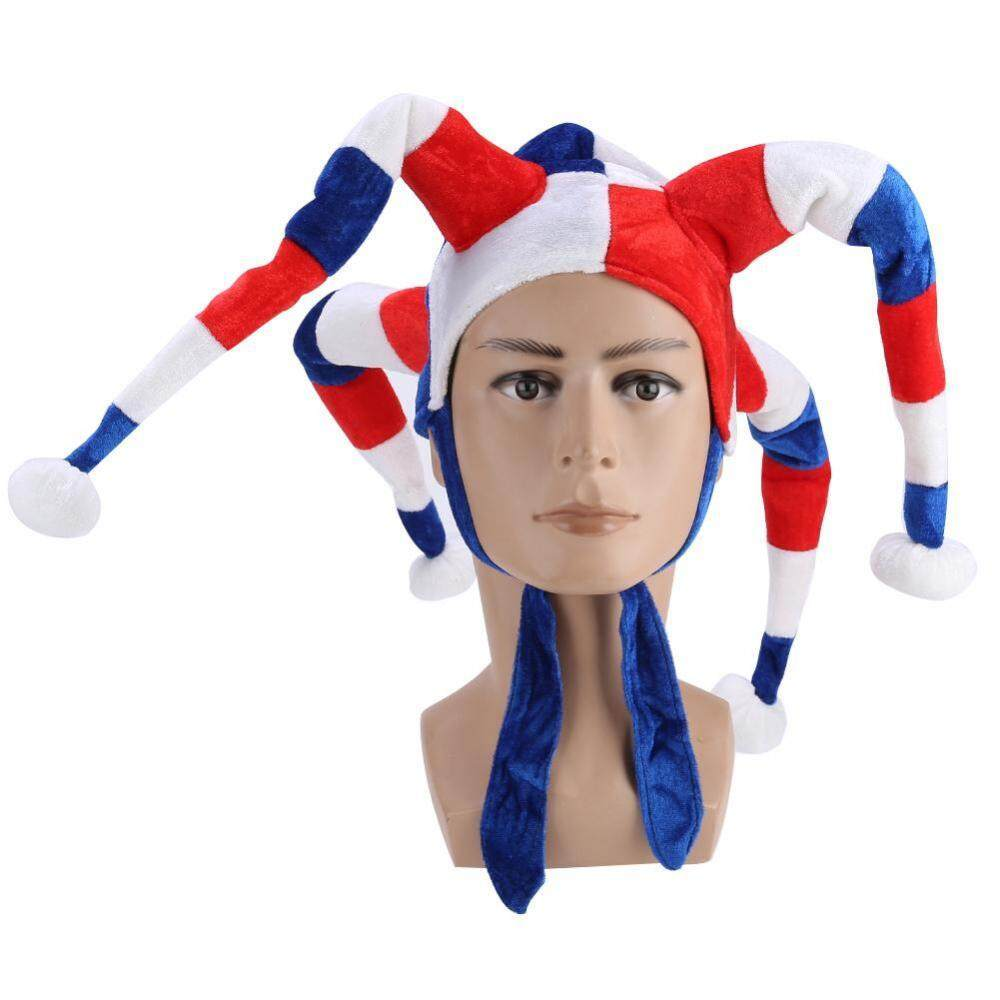 Hình ảnh World Cup Football Soccer Competitions Hat Halloween Party Costume Decoration Cap France - intl