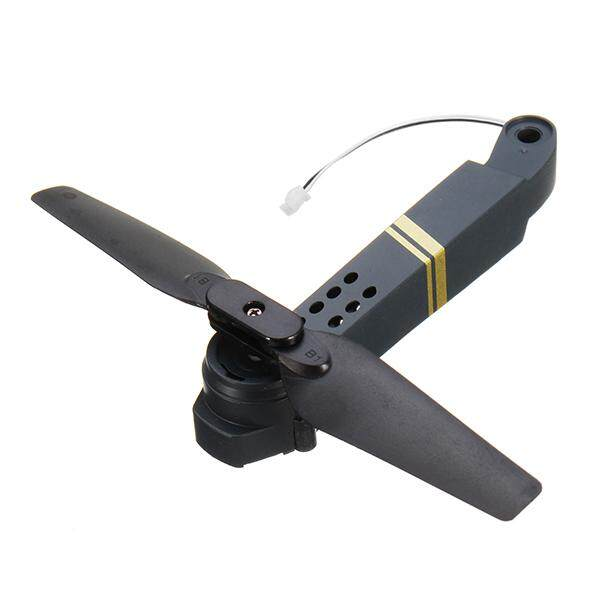 Eachine E58 JY019 RC Quadcopter Spare Parts Front Back Left Right Motor Arm Drone Accessories Axis Body:Left front
