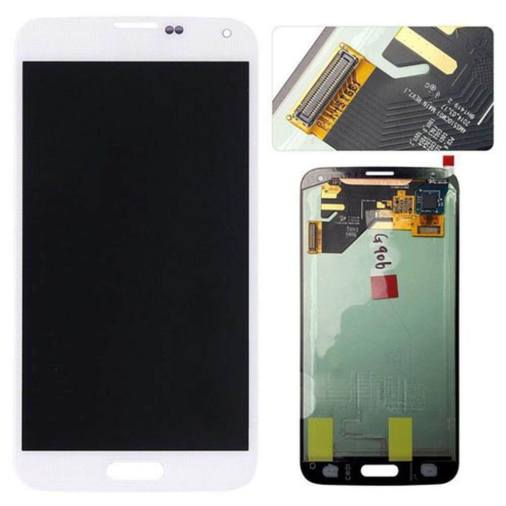 Untuk Samsung Galaxy S5 Prime G906S G906L G906K Versi Korea LCD Layar Sentuh Layar Digitalisasi-Intl