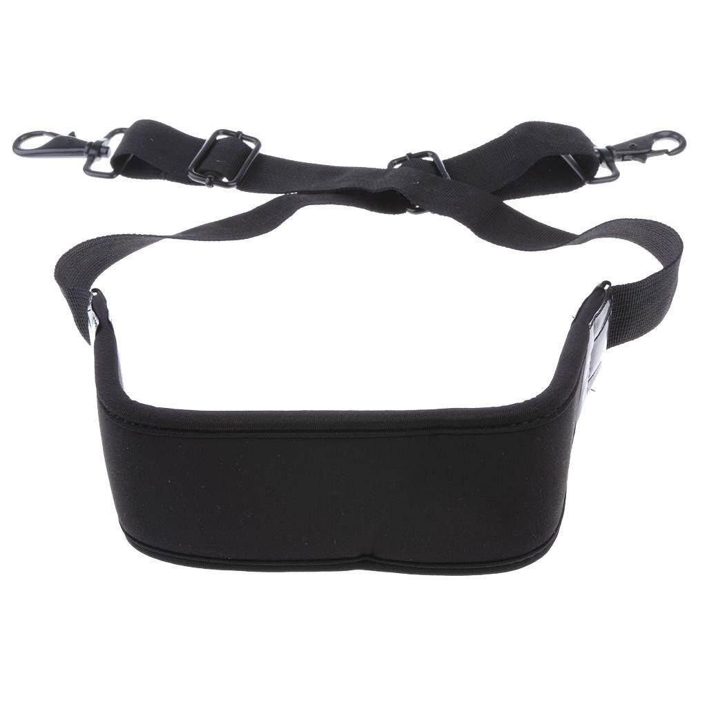 Miracle Shining Padded Quick Rapid Shoulder Neck Sling Strap for Canon Nikon DSLR Camera