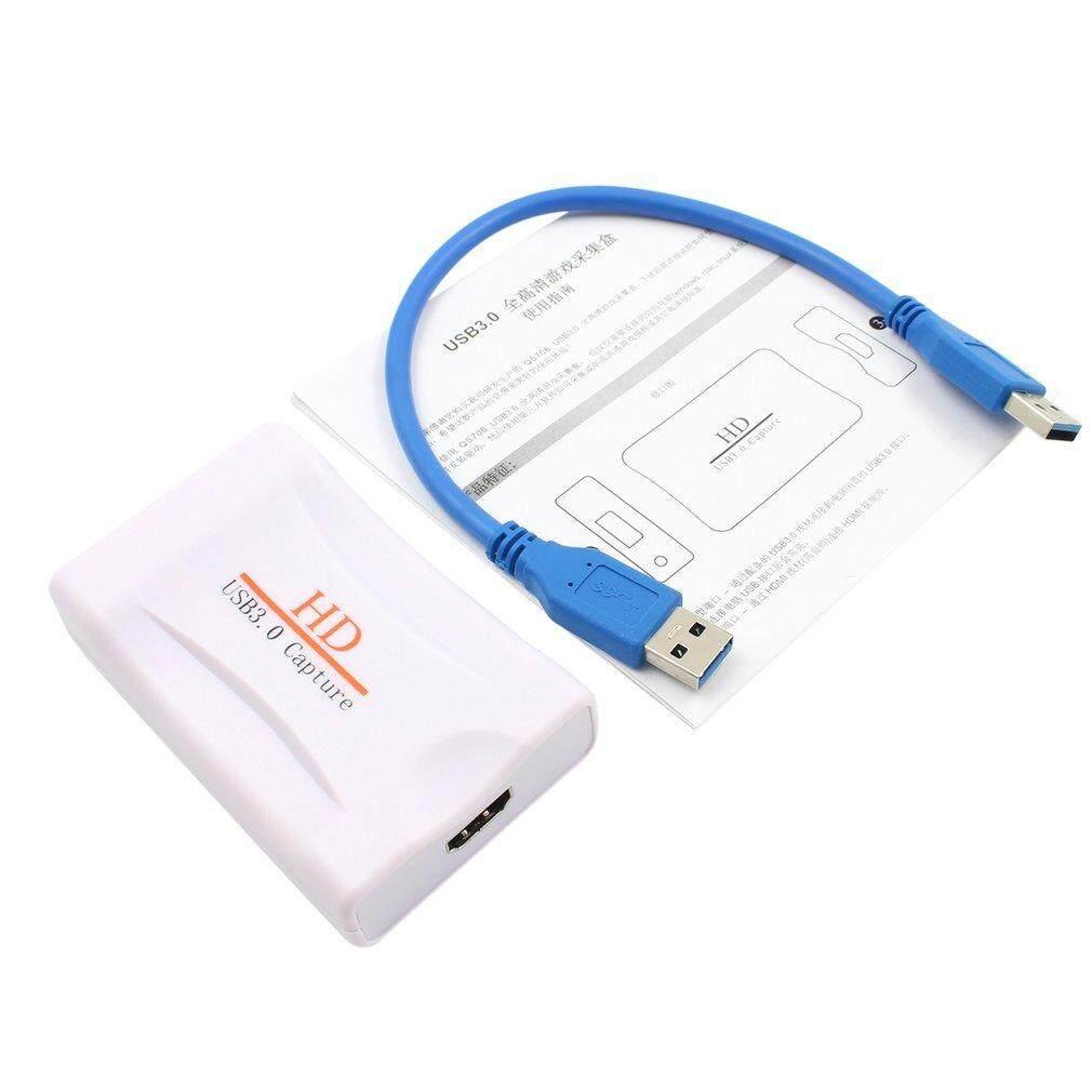 Hot Sales HD USB 3.0 Capture HDMI Video Capture Dongle 1080P 60FPS Capture Box Plug&Play