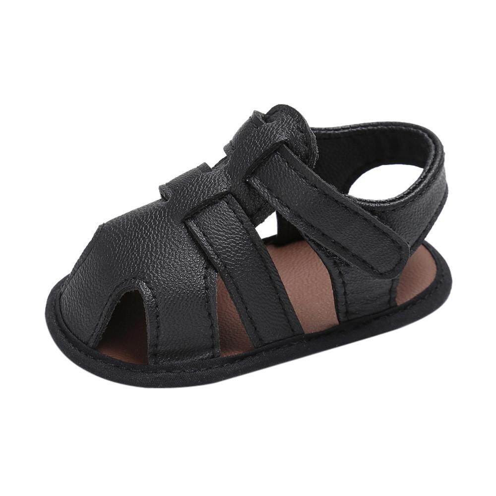 Cocol Max Mainan Bayi Laki-laki Sepatu Bayi Lucu T-Tied Lembut Prewalker Sol bf8b4a57dd