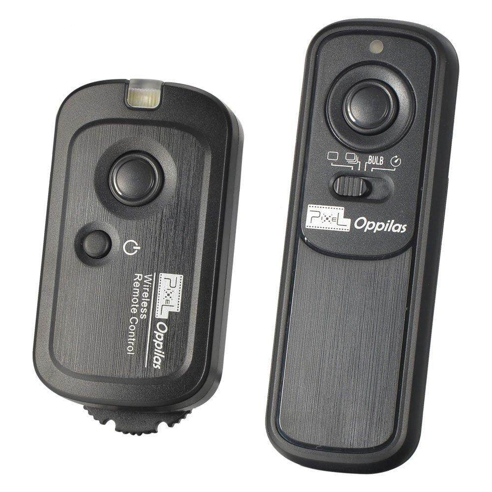 Wireless and Wired Shutter Release Remote 2.4GHz Multiport Cable for SONY Alpha A7r, A7, A6000, A3000, SLT-A58, NEX-3NL, DSC-HX300, DSC-RX100M3, DSC-RX100M2, DSC-RX100III, DSC - RX100I