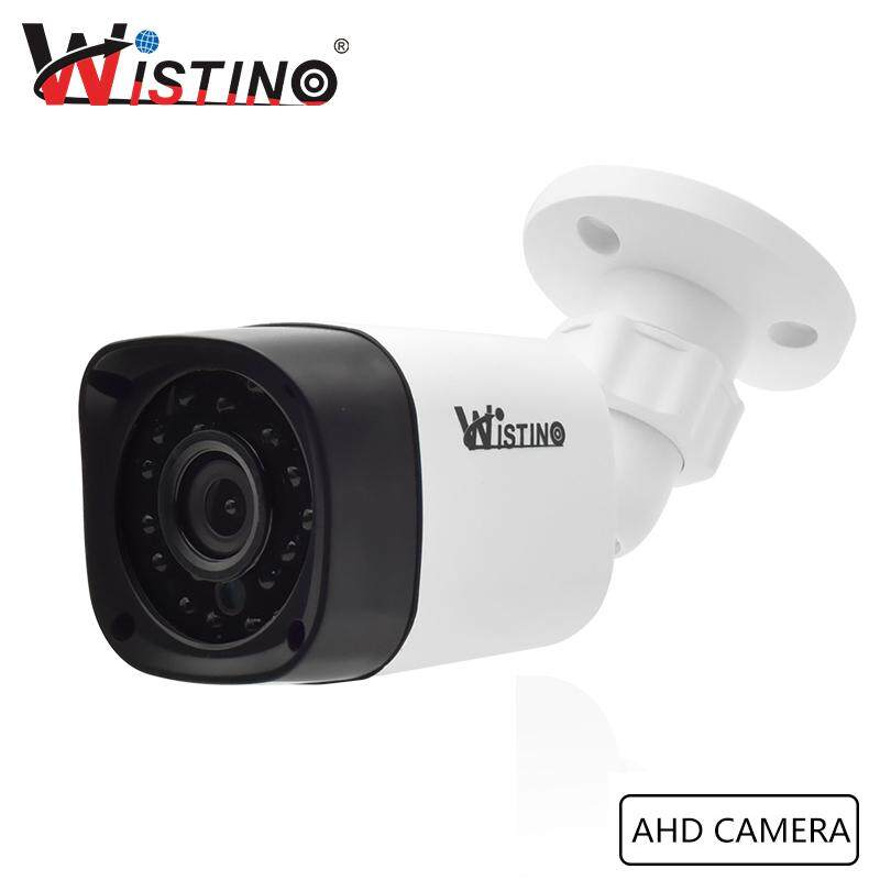 Wistino 1.0MP CCTV Peluru Kamera AHD HD 720 P Kamera Analog Outdoor Modus Malam Tahan Air ONVIF Keamanan Pengamanan Monitor