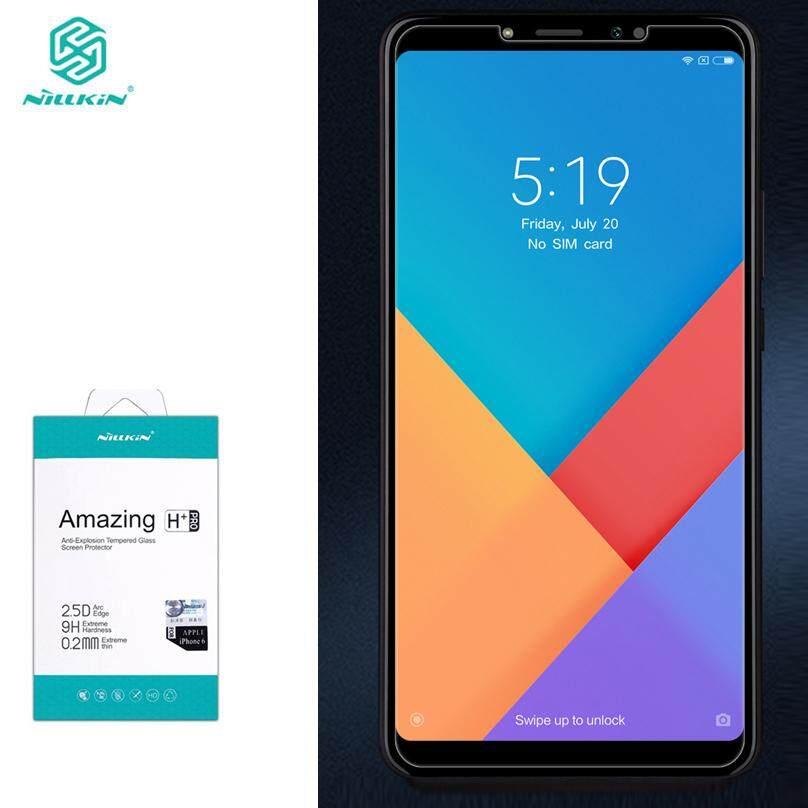 Nillkin Tempered Glass Film for Xiaomi Mi Max 3 Amazing H+Pro Nano Anti-