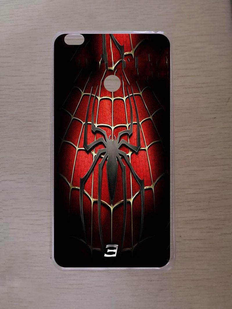 Avengers Spider Silicon Soft Case Cover For Xiaomi Mi Max