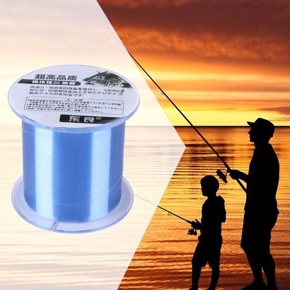 500 M Fluorocarbon Resin Nano Kuat Tali Pemimpin Laut Memancing Tali (2.0)-Intl ...