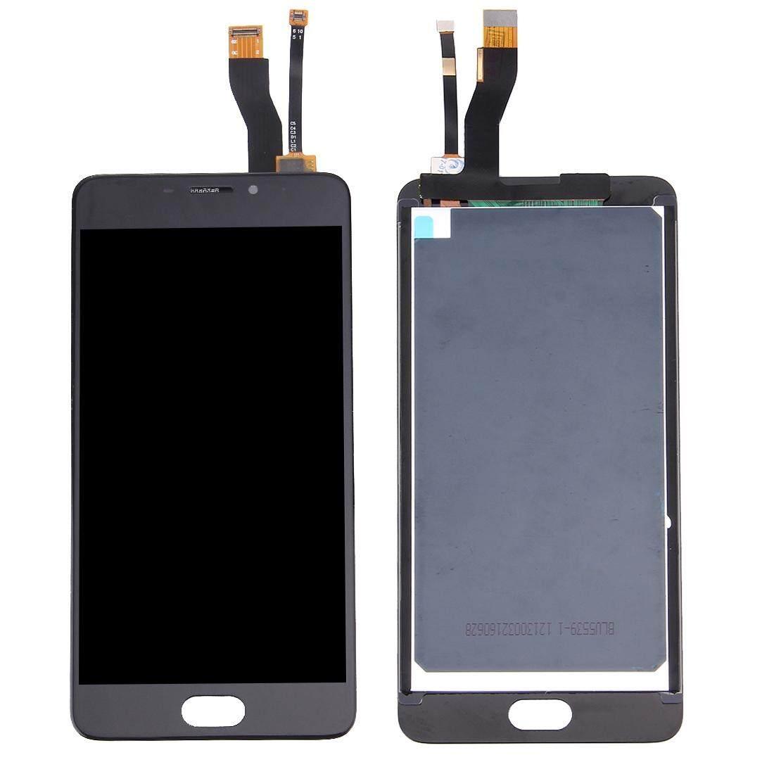 Meizu M5 Catatan/Meilan Note 5 Layar LCD dan Digitizer Penuh Perakitan (Hitam)