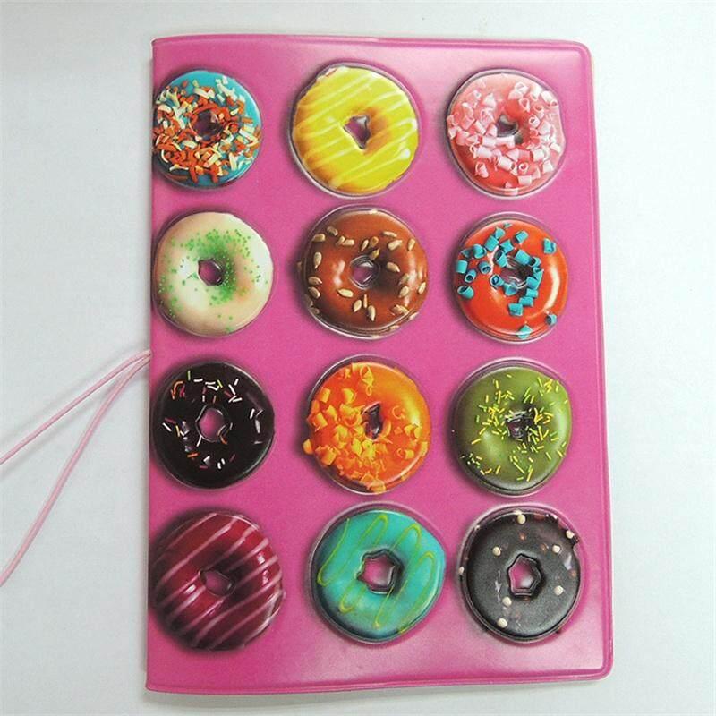 Passport Holder - Donuts