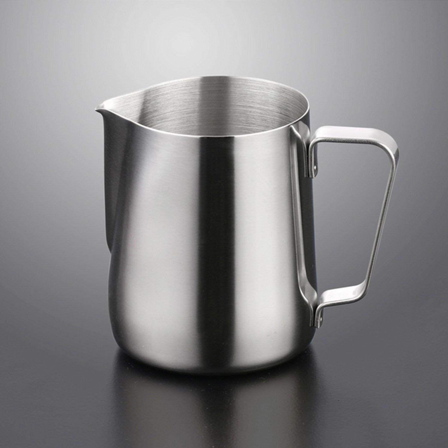 Hình ảnh 1000ml Stainless Steel Coffee Latte Milk Frothing Cup Pitcher Jug For Espresso Coffee Milk Frothers Latte Art - intl