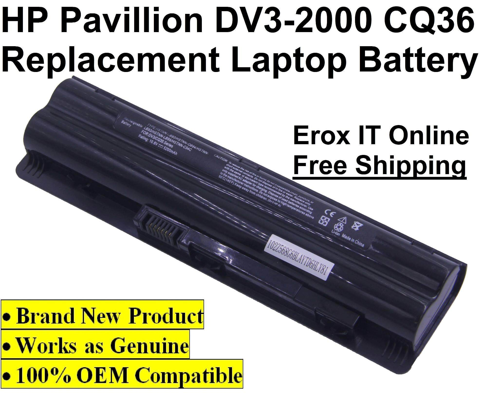 HP Compaq Presario CQ35-244TX Laptop Battery /HP CQ35 Laptop Battery Malaysia