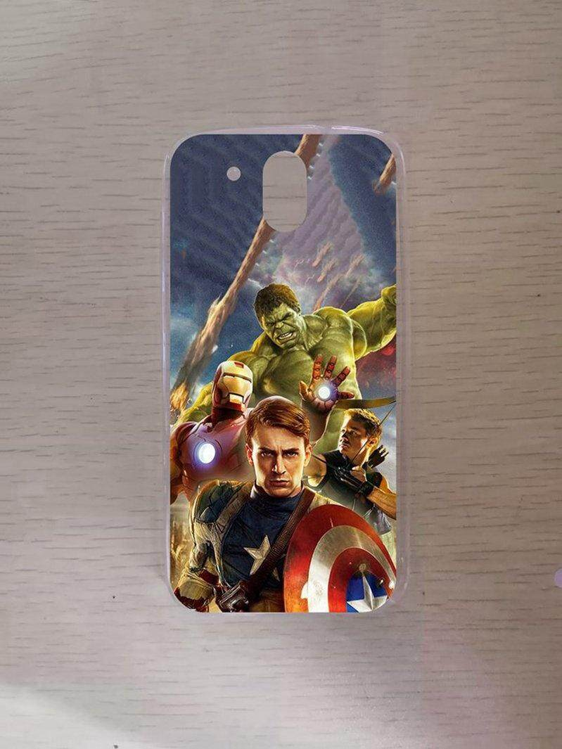 Avengers Hulk Silicon High Quality TPU Soft Case Cover For HTC Desire 526 - intl