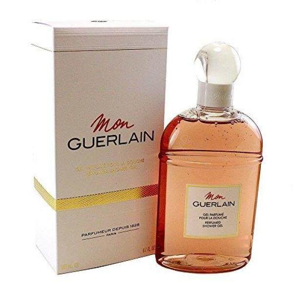 Buy (USA)Guerlain Mon Guerlain Perfumed Shower Gel for Women, 6.7 Ounce Singapore