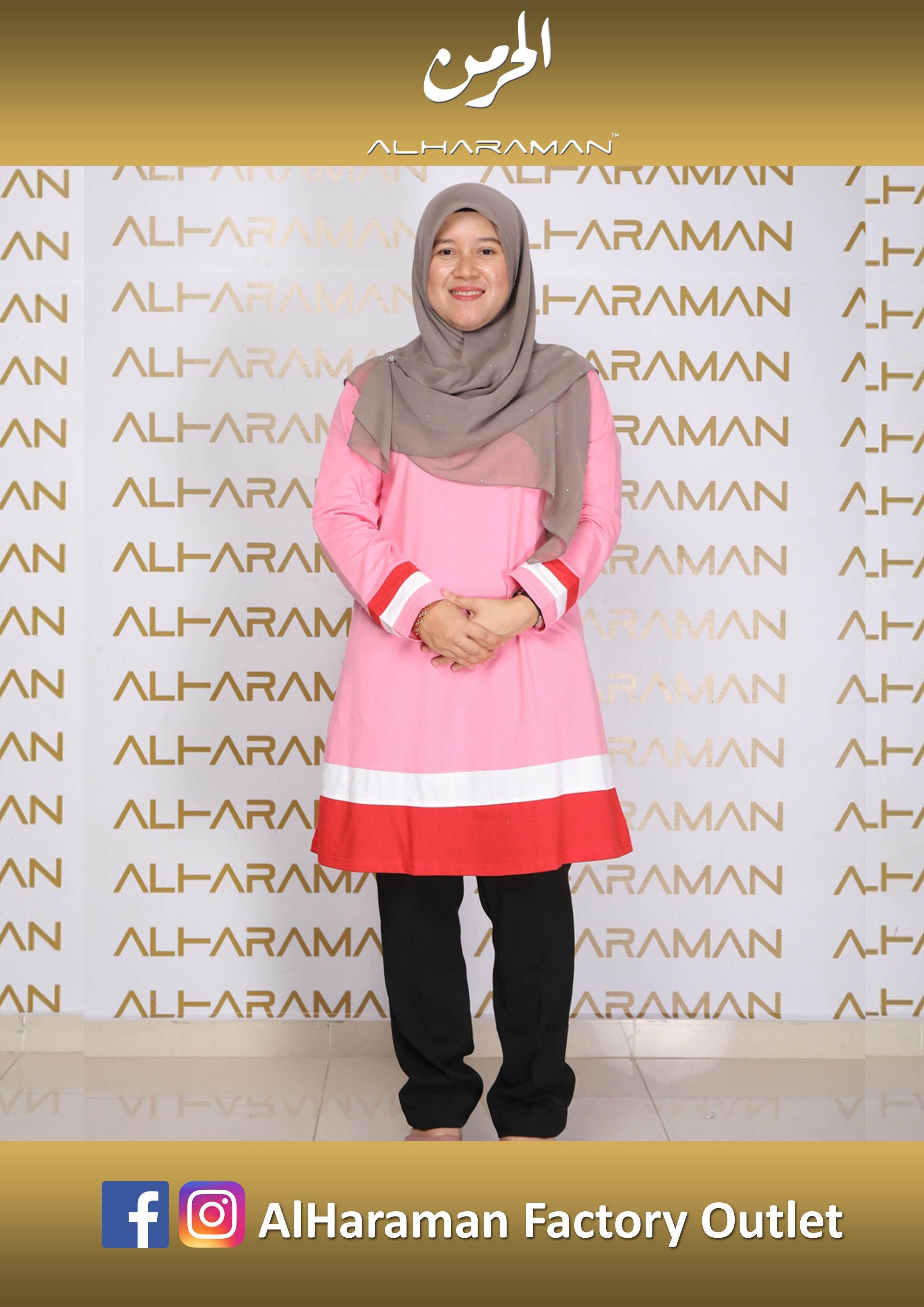 Al-Haraman Baju Muslimah Moden 3