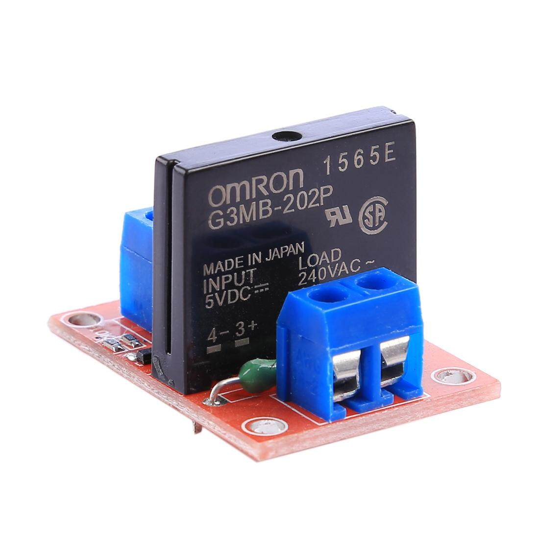 Buy Sell Cheapest Solid State Relays Best Quality Product Deals Relay 240v Ac Lt365 One Way Module For Arduinolt365 Intl