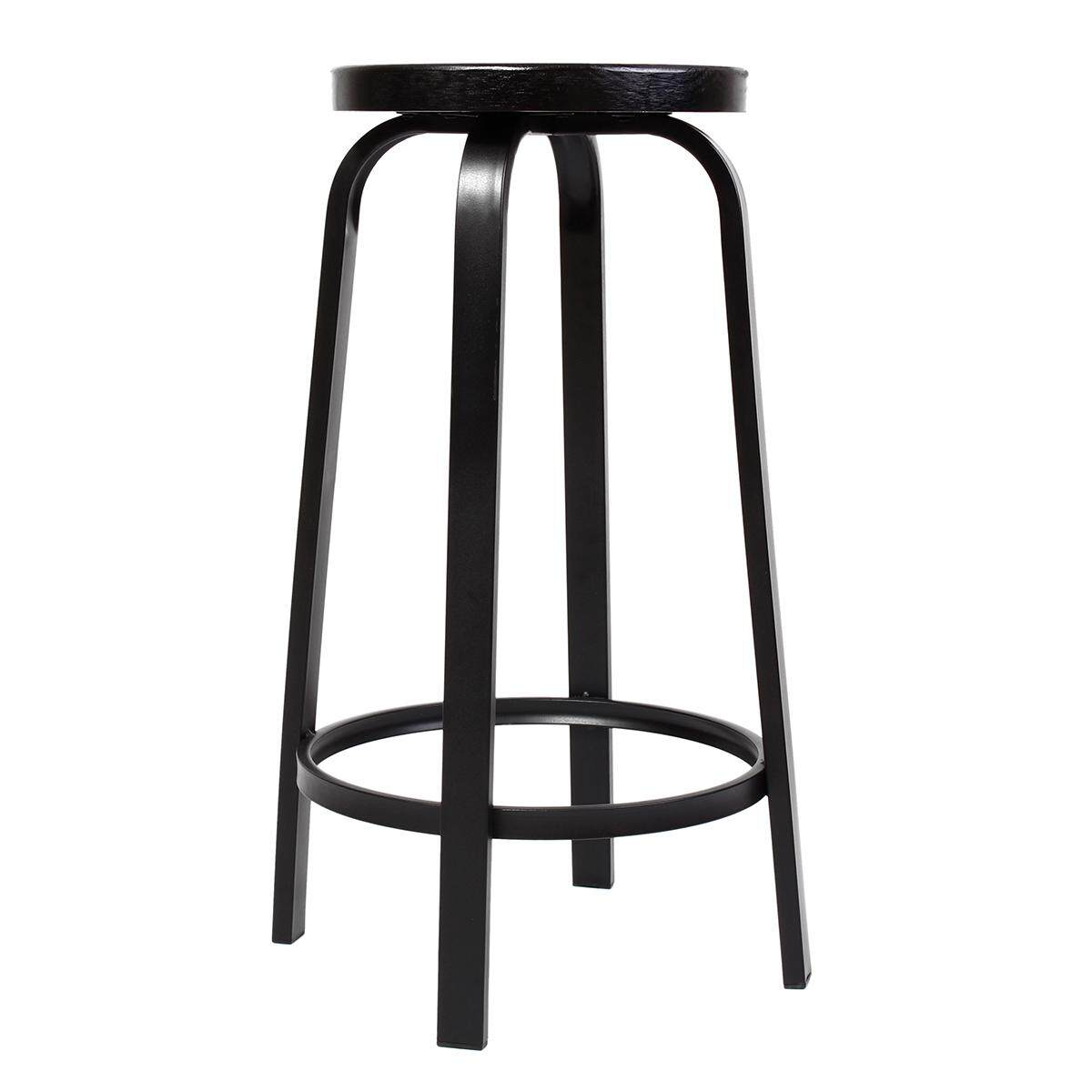 Industrial Retro Urban Metal Bar Stool Cafe Factory Chair Furniture # 60cm