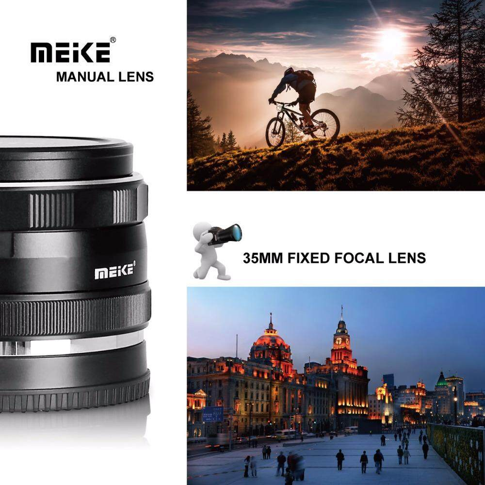 Jual Murah Meike 25mm F18 Aps C Full Frame Lens For Sony E Terbaru Lensa 35mm F17 A5000 A5100 A6000 A6300 A6500 Features Mk Fx 35 1 7 F Large Aperture Manual Focus