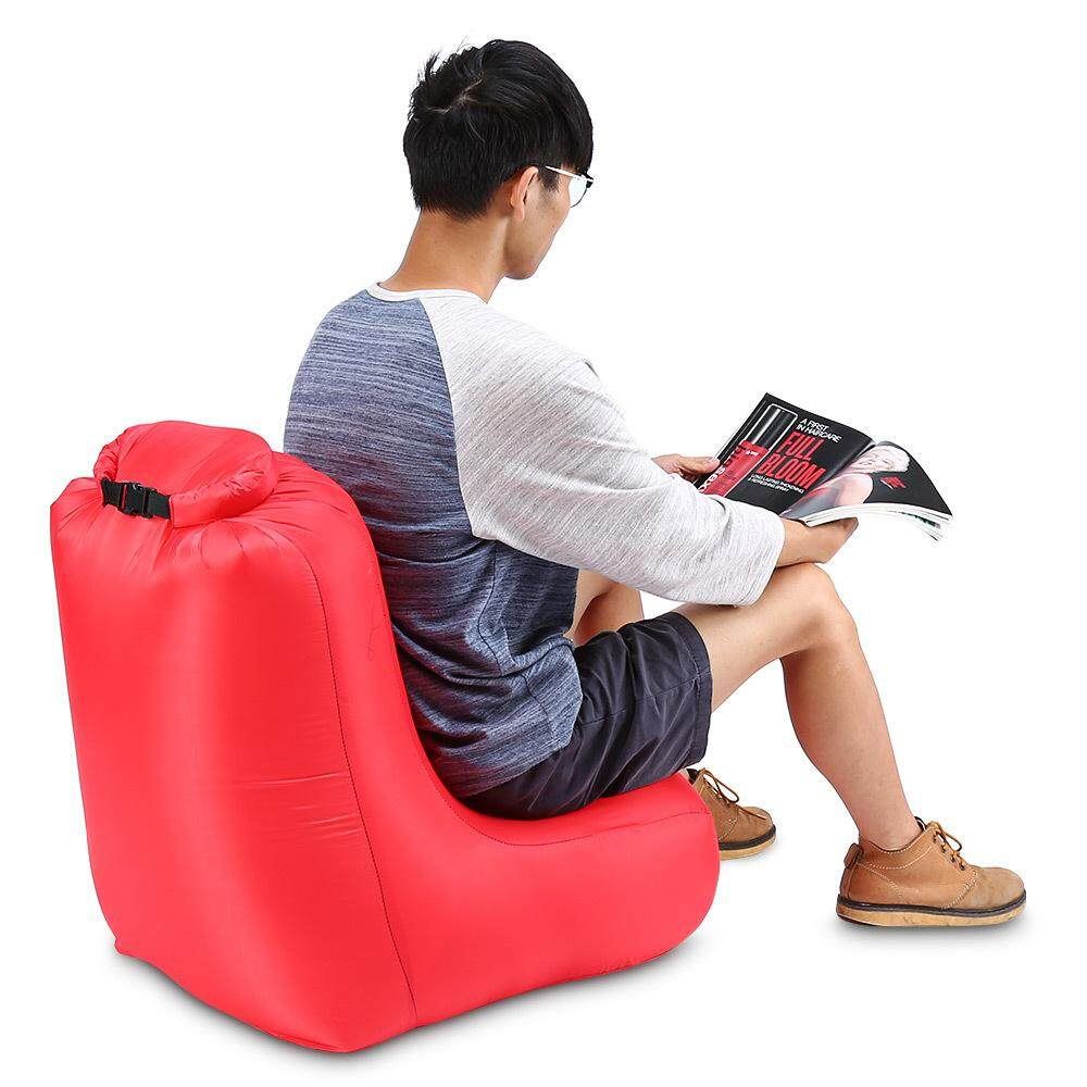 Lazy inflatable sofa portable chair sofa Inflatable outdoor artifact lazy artifact Inflatable Chair Sofa