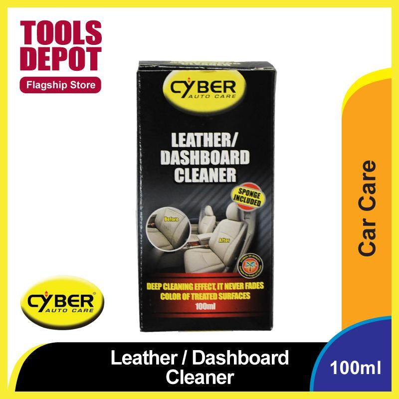 Cyber Leather & Dashboard Cleaner (100g)