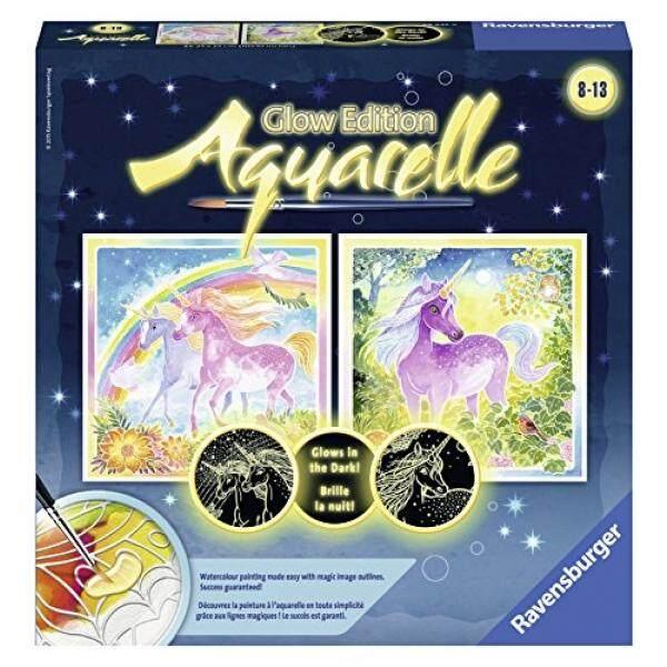 Ravensburger Magic Aquarelle Unicorns - Arts & Crafts Kit