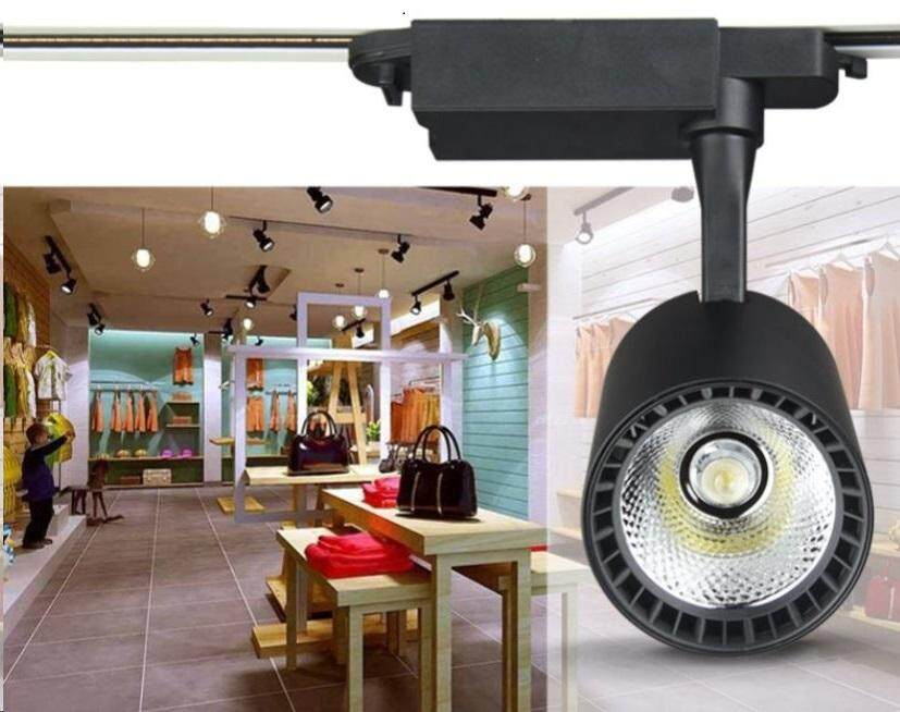 ES LITE LED TRACK LIGHT COB TRACK LIGHT 10W WARM WHITE 3000K