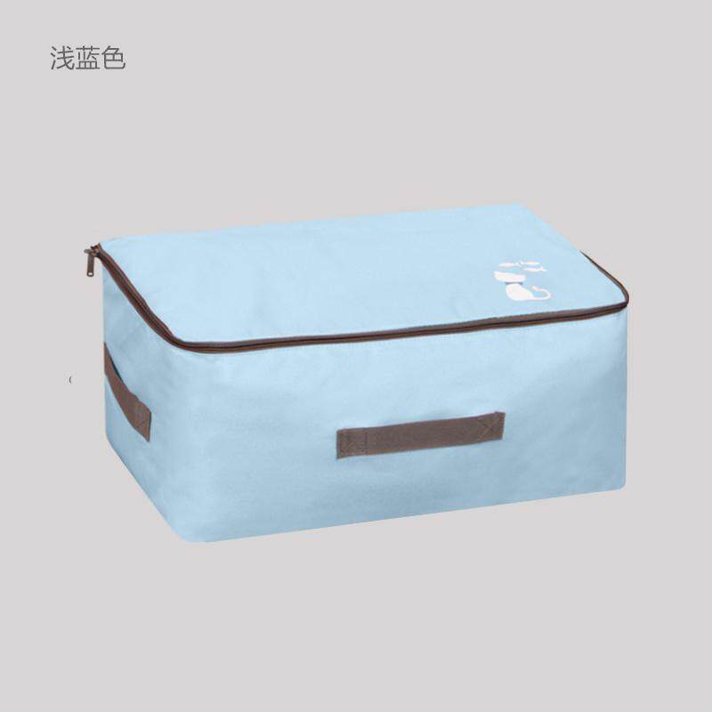 Oxford Cloth Quilt Storage Bag Blanket of Bag Clothes Case Clothing Storage Box Organizing Folders Large Size