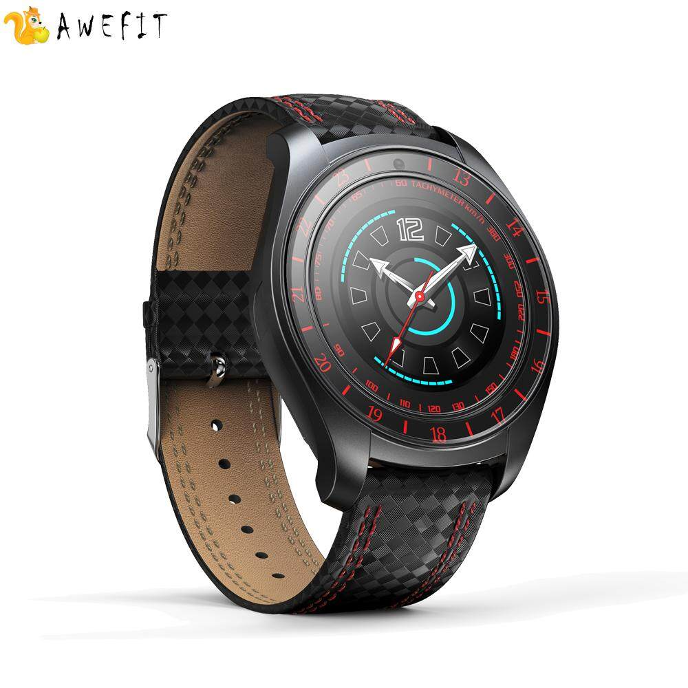 Hình ảnh AWEFIT V10 Smart Watch Men with Camera Bluetooth Smartwatch Pedometer H e a r t R a t e Monitor Sim Card Wristwatch for Android Phone