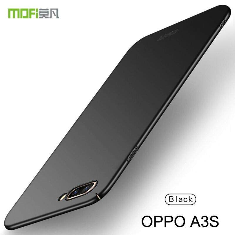 Giá OPPO A3S Case Hard Matte Super Slim Full Protection Back Cover for OPPO A3s Casing Housing