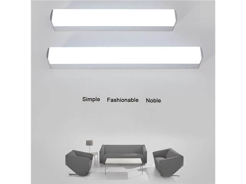 Modern led mirror light 12W 16W 22W waterproof wall lamp fixture AC220V Acrylic wall mounted bathroom lighting - intl