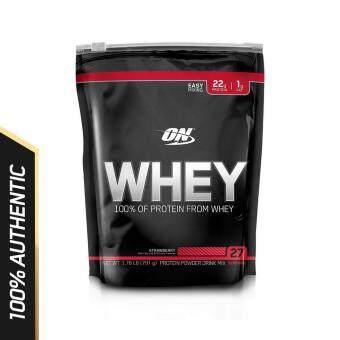 Optimum Nutrition Whey Powder Strawberry 1.76LB - US