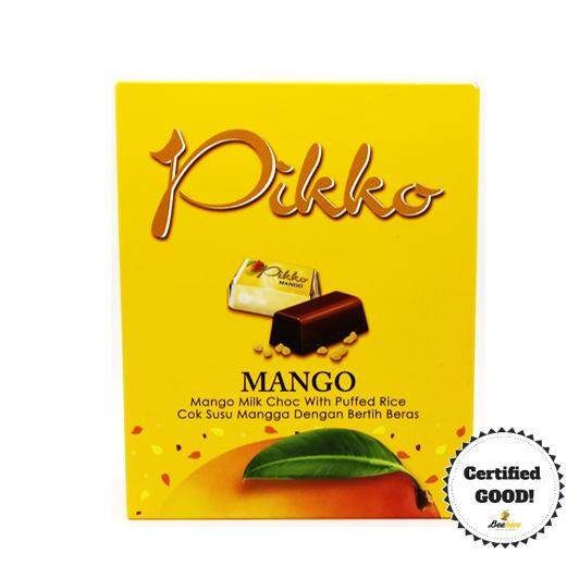 Pikko Mango Chocolate with Puffed Rice 190g