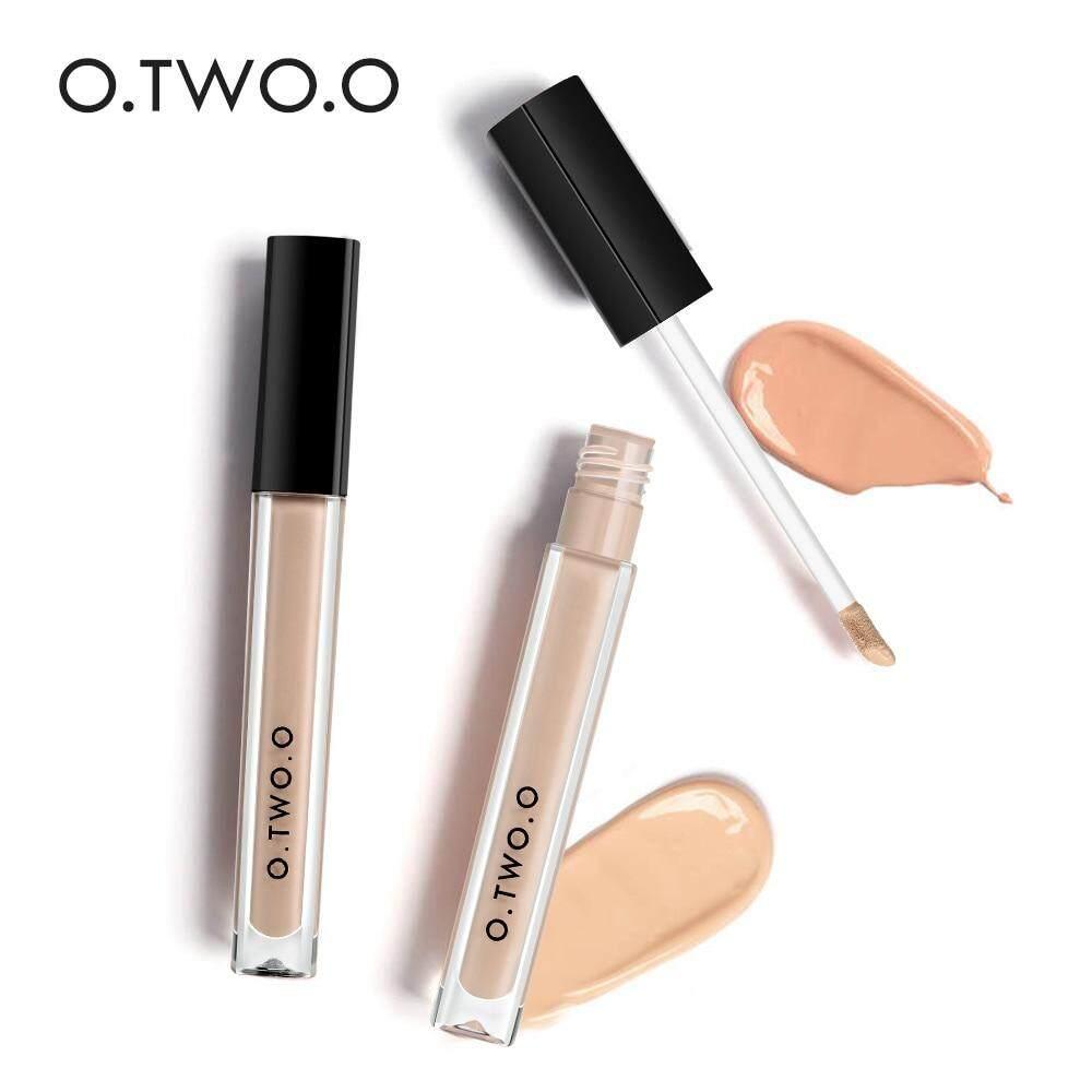 O.TWO.O Makeup Concealer Liquid Concealer Convenient Pro Eye Concealer Cream 4 Colors New Dark Skin Face Contour Concealer