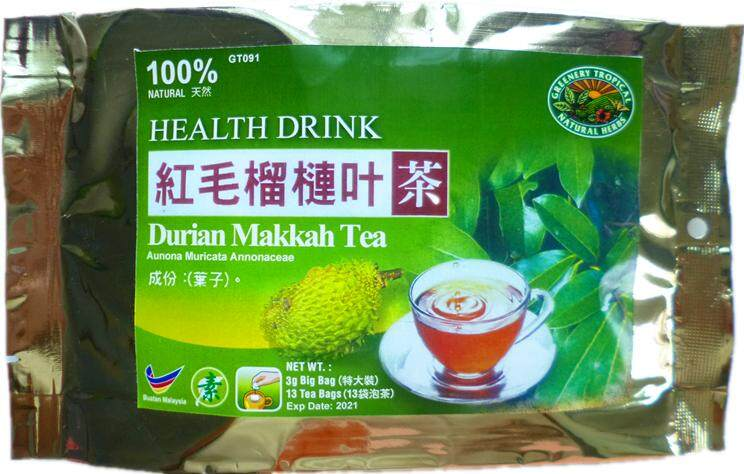 Soursop Herbal TeaAnti-Cancer