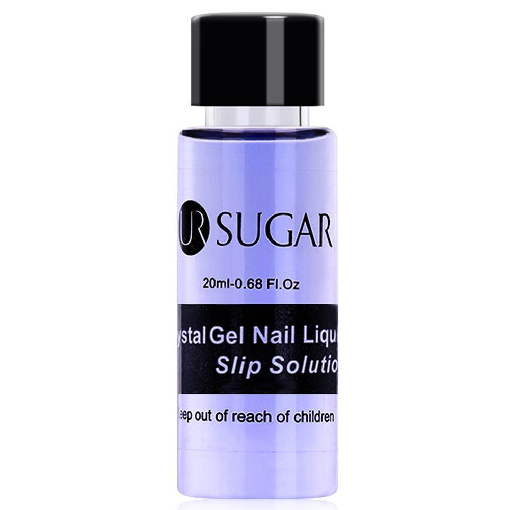 20ml Slip Solution Nail Liquid Crystal Gel Extension Smoothing Poly Acrylic Gel Prolonged Soak Off Philippines