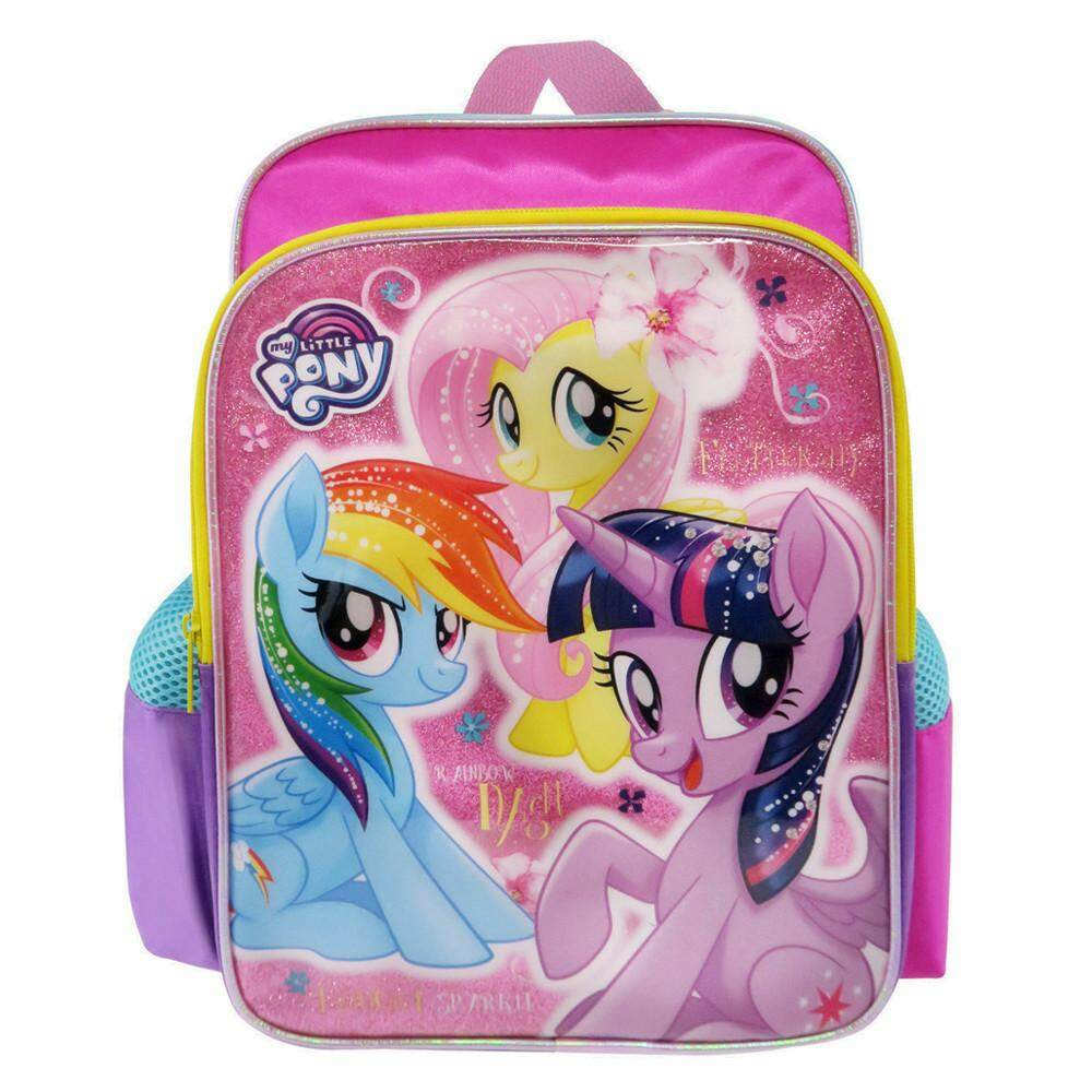 My Little Pony Shinning 12 Inch Kids Backpack