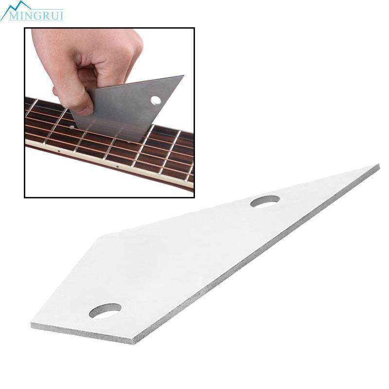 Guitar Bass Fretboard Frets Leveling Checker Tools Musical Parts Silver Malaysia