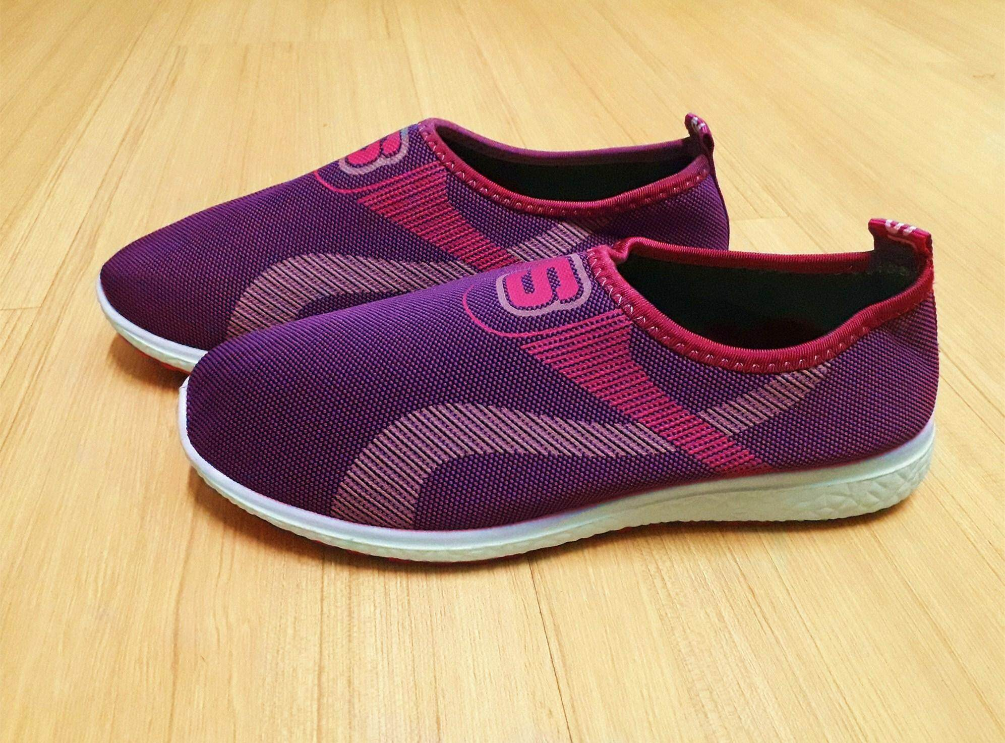 Women's Fashion Casual Breathable and Comfortable Sport Shoes