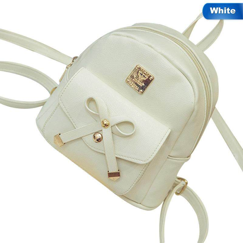 19523b9f4a43 Fancyqube Fashion Women Mini Backpacks Ladies Small Leather Backpack School  Bags Teenager Girls Vintage Female Travel Backpacks Back Packs - intl