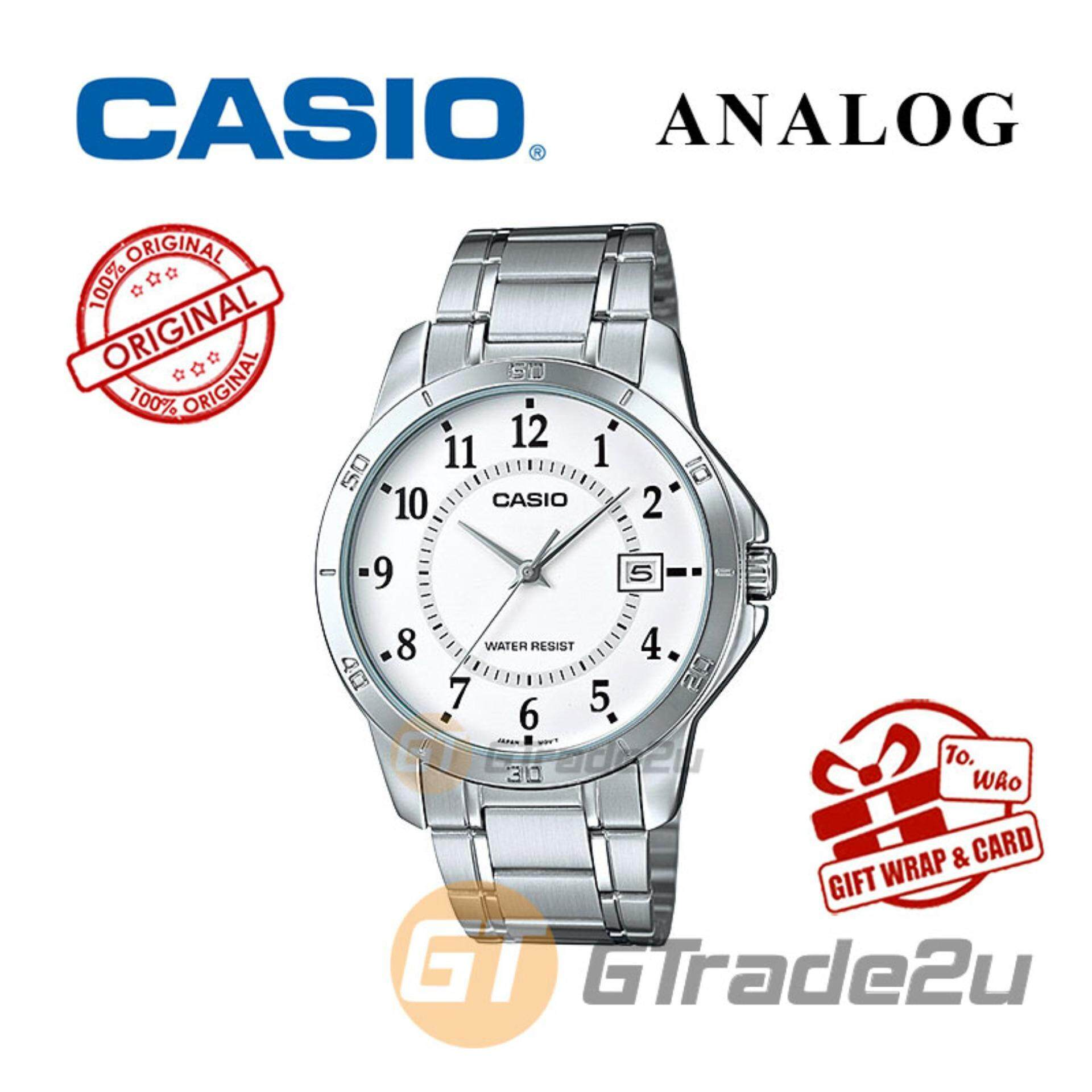 original i men arabic s steel casio numerals watch watches sale htm prayer mtp etimegallery
